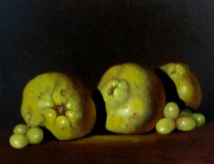 Quince & Grapes