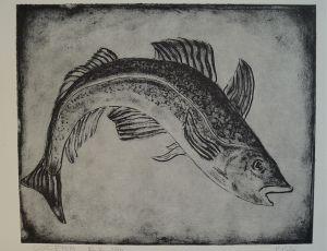 Cod Fish, E.V. #1 of 10