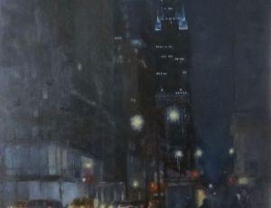 42nd Street Evening