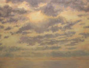 Afternoon Clouds, Herring Cove