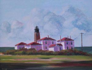 Beavertail Light Station