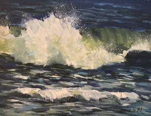 Sea & Light #12