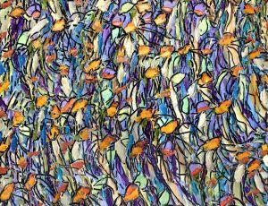 Garden Minuet by Ann Parks McCray