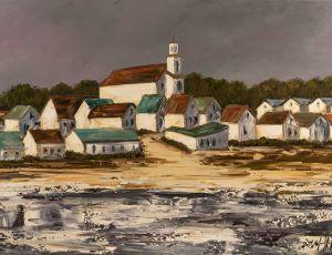 Old Provincetown Shoreline