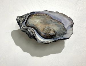 Oyster on the Half Shell lll--SOLD