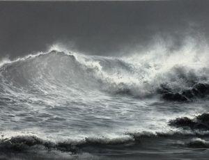 Ocean's Roar by Sang Han