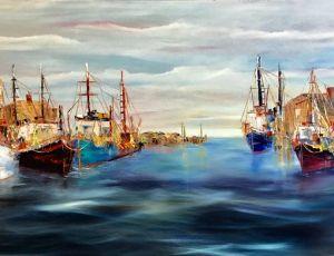 Barco's de Pesca