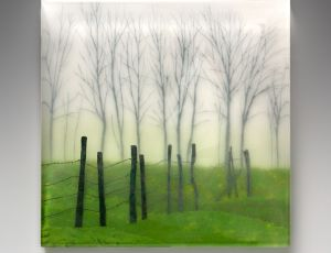 Light Rain by Paul Messink SOLD