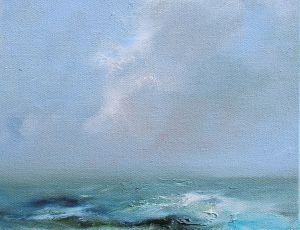 Light Seas by Lorrie LaPointe  SOLD