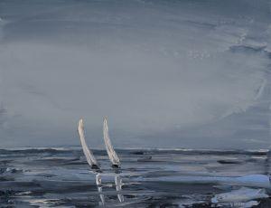 Sailing Day by A. Paul Filiberto