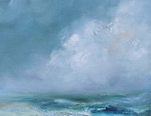 Wind on the Water by Lorrie LaPointe