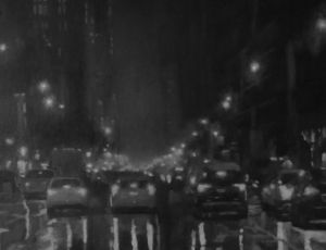 New York Nights by Linda Armstrong