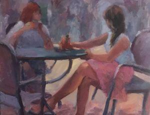 Brunch by Kathy Morrissey