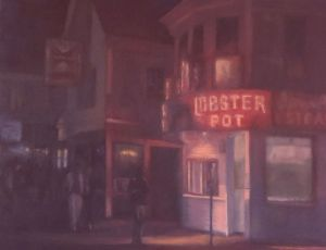 Lobster Pot by Linda Armstrong
