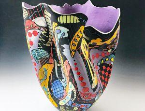 Tall Vase 191003