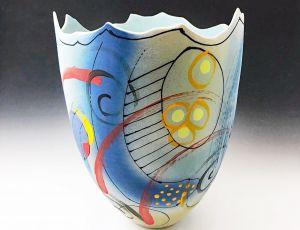Tall Vase 191004