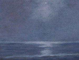 Fog & Moon