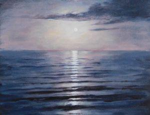 Moonlit Spectrum