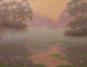 Low Morning Mist