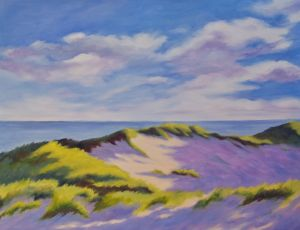 Dunes on a Summer Day