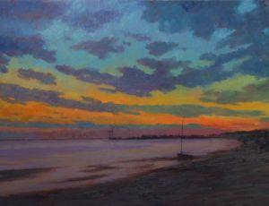 Twilight Provincetown