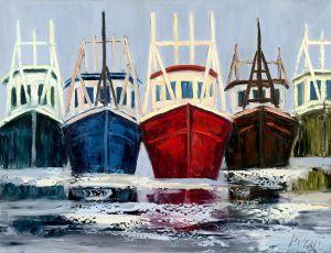 Provincetown Fleet, 2019