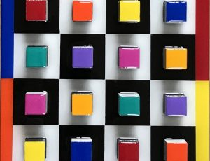 Little Cubes Variation 2